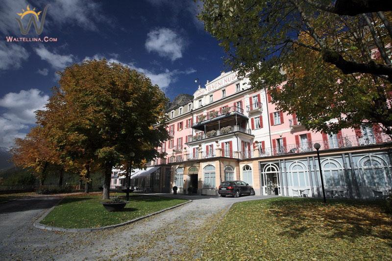 Dalla storia le terme di bormio - Hotel bagni vecchi a bormio ...