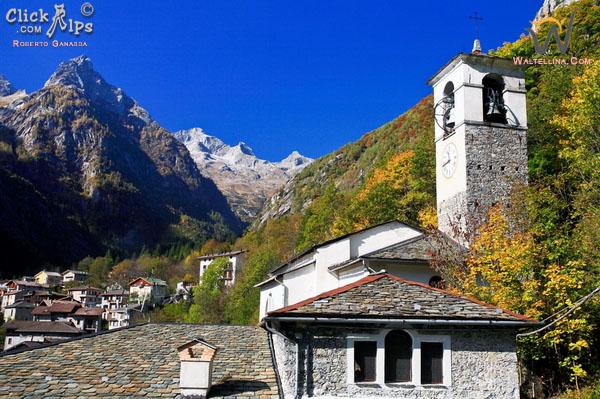 Località della Valtellina :: Valmasino